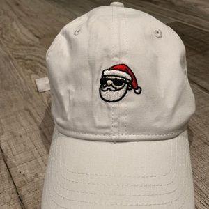 Cool Santa baseball cap!